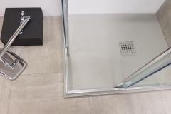 Piatto doccia a filo pavimento